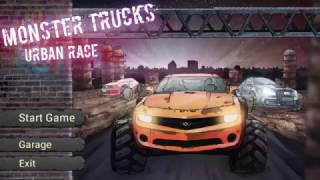 Monster Trucks Urban Race - Download Free at GameTop.com