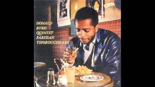 "Donald BYRD ""At this time"" (1958)"