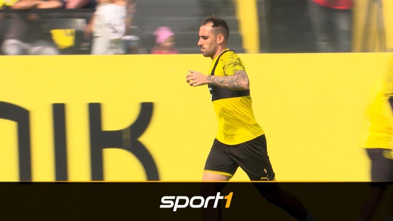 Alcacer fehlt BVB auch im DFB-Pokal | SPORT1 - DER TAG