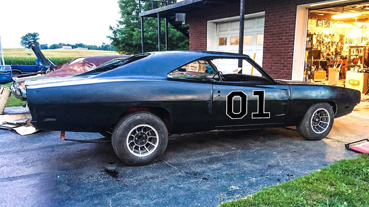 I GOT A GENERAL LEE PROJECT!