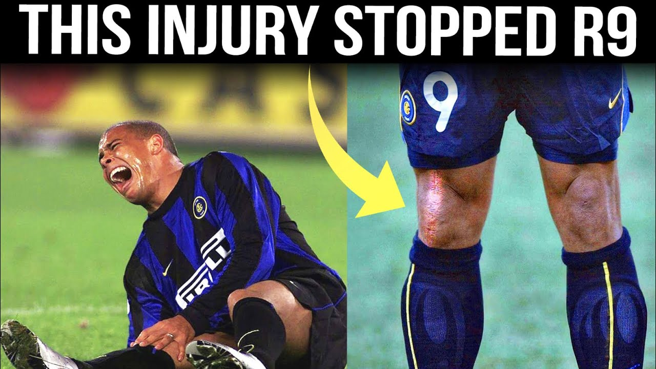 Ronaldo Nazario Fenomeno How A Knee Injury Stopped R9 From Becoming The Greatest Ever Youtube