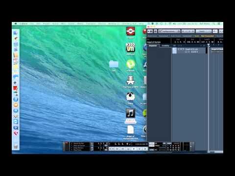 Scoring drums cubase   HD 720p