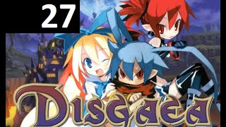 Disgaea Hour of Darkness [part 27] - River of Lava, Searing Tyranny