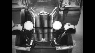 Opel P4 1935 Oldtimer vor der Innenrestauration der Polsterei Daum