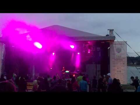 SunDance 2012 Open Air Festival (21.7.2012) performance by DJ Folly