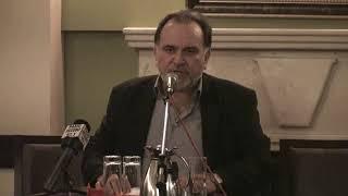 Σάββας Σαπαλίδης παρουσίαση συνδυασμού ΕΒΕ Φλώρινας