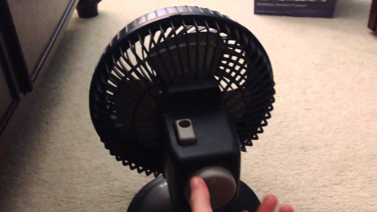2013 Holmes Blizzard Desk Fan.   YouTube