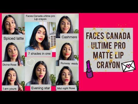 Faces Canada Utime