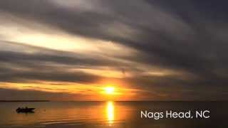 Nags Head Fall Sunset Timelapse - iPhone 6