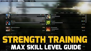Strength Skill Max Level Guide - Efficient and Easy Method - Escape From Tarkov