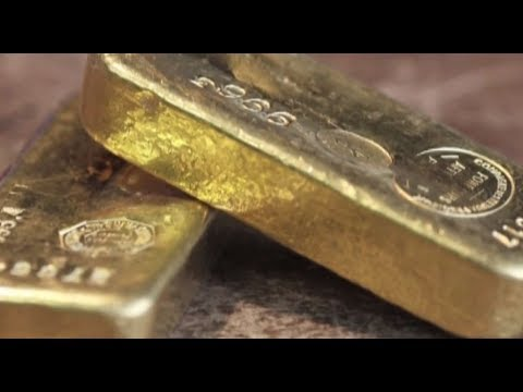 The 'golden' State? Gold Mines Making Big Comeback In Northern Nevada