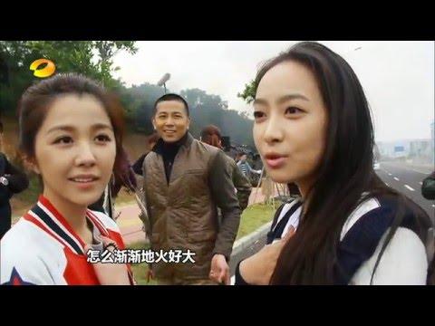 [HD] 160109 Victoria f(x) - Hunan TV  «新闻当事人» People in News Interview