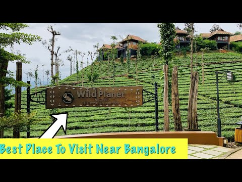 WILD PLANET | LUXURY JUNGLE RESORT | Best & Unique place to visit near Bangalore