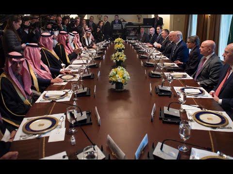 ملفات دسمة على طاولة ولي العهد السعودي والرئيس الأمريكي - ستديو الآن  - نشر قبل 3 ساعة