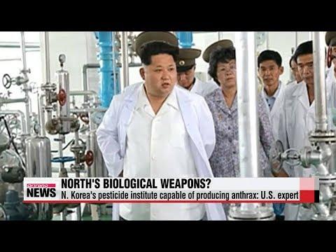 Porkins Policy Radio episode 125 North Korea Anthrax Propaganda with Robbie Martin