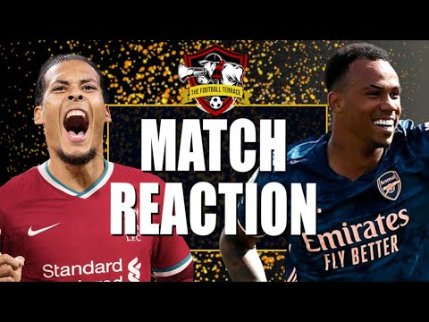 Liverpool - Arsenal ⚽ Match Review