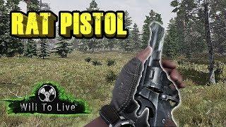 Will to live Online Nagant m1895 revolver 7.62x38