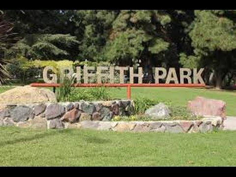 GRIFFITH PARK - LOS ANGELES - CALIFORNIA