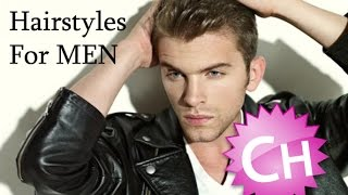Top 10 Cool Hairstyles For Men 2015