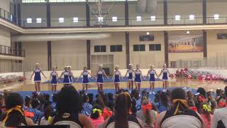 2015 Taco shack Pep Rally Dance