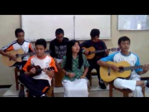 cassava acoustic - Kisah Kasih di Sekolah