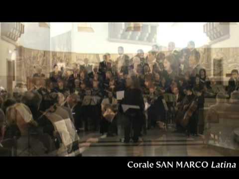 CORALE SAN MARCO Latina - Gloria in excelsis (Vivaldi)