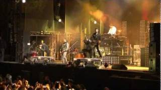 Linkin Park - Papercut (Live in Madrid, Spain - 07.11.2010)