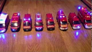 véhicule pompier miniature 7