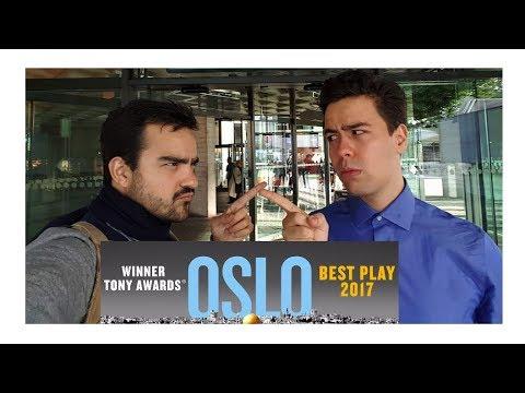 Oslo at the Lyttelton Theatre