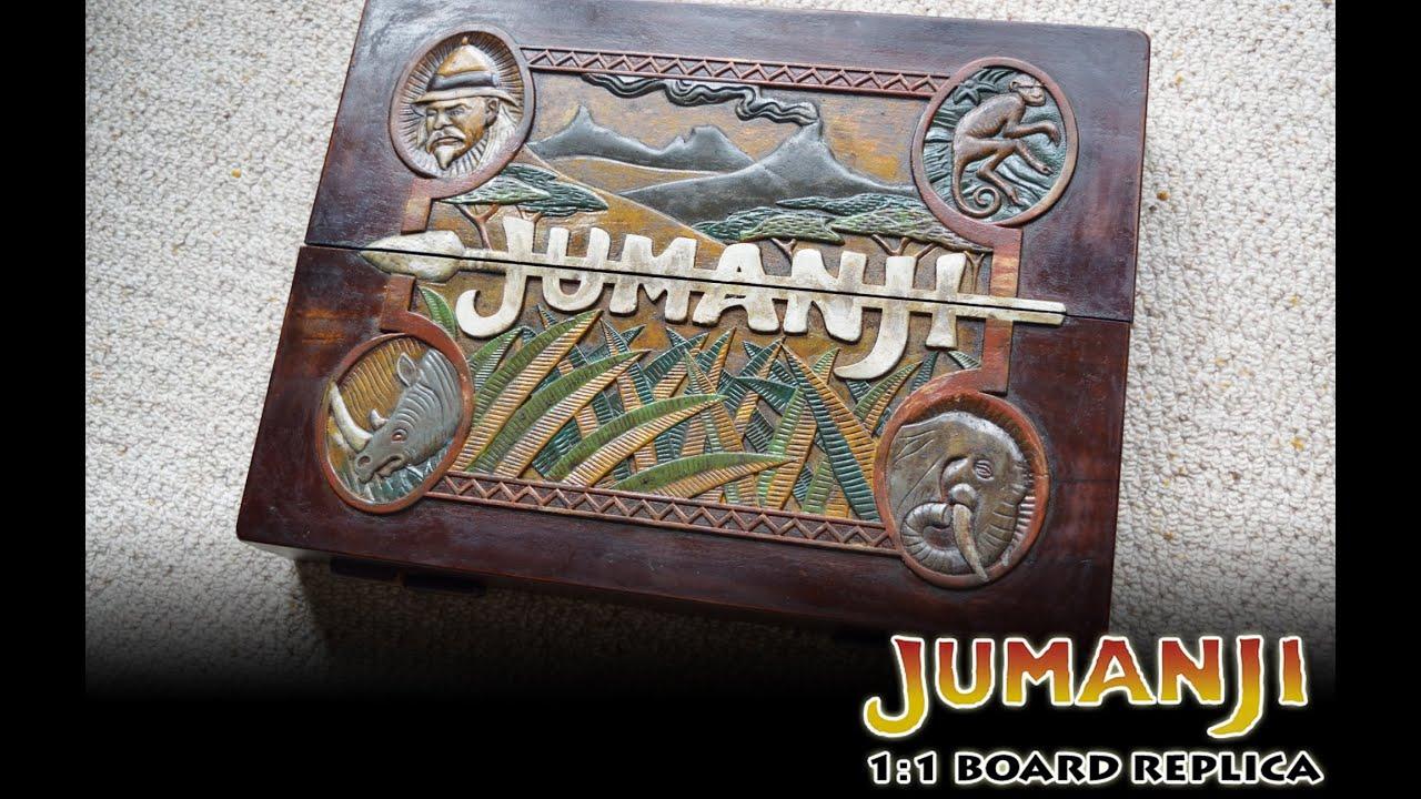 Jumanji 11 Game Board Replica Pt 6 Complete Sold