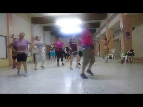 ZUMBA CON DENISSE!!!   MERENGUE Videos De Viajes