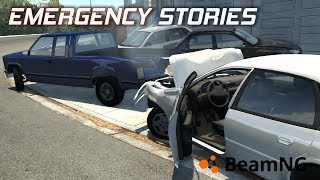 "Emergency Stories [12] (Short Stories) - BeamNG Drive - ""Stolen Pessima"""