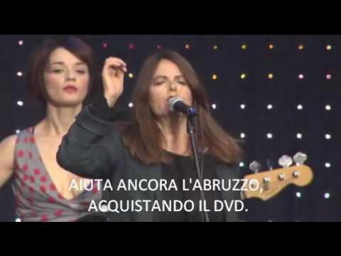 Nada, Carmen Consoli, Paola Turci, Marina Rei  Ma che freddo fa
