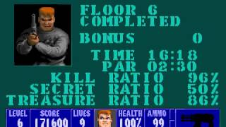 Wolfenstein 3D Part 16