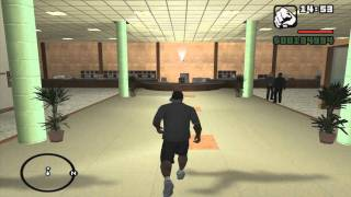 Grand Theft Auto: San Andreas - Mission #75 - Architectural Espionage