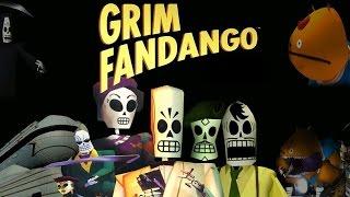GrimFandango - глоттис прокачал тачку #4