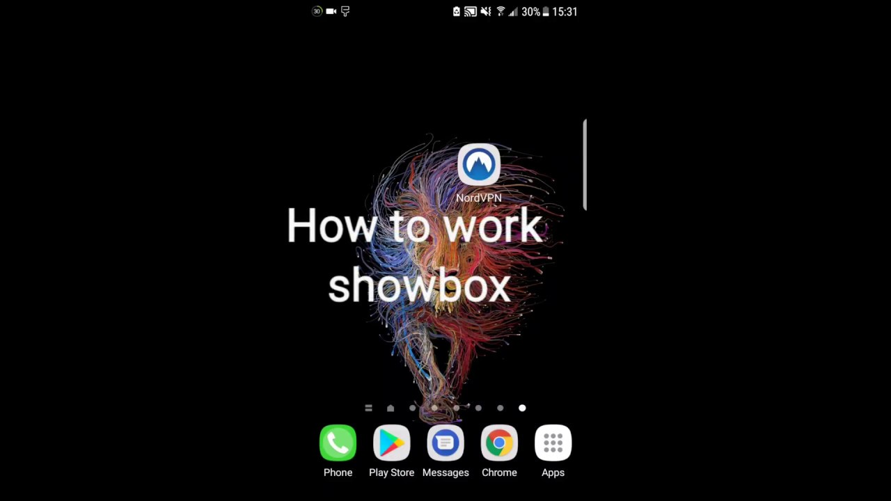 showbox lite vpn