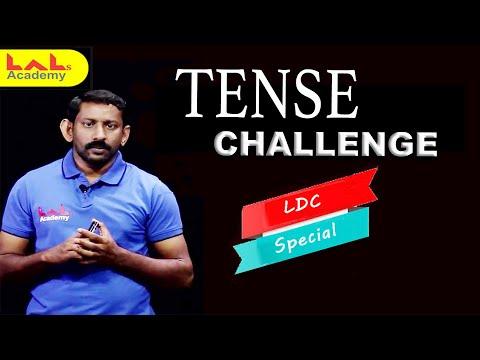 english | tense | LDC | Lal's Academy