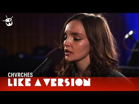 CHVRCHES - 'Graffiti' (live on triple j)