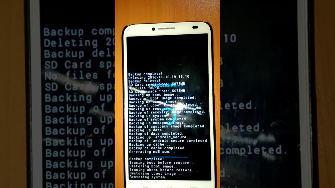 Alcatel Pixi 3 (5 5) Backup Videos - Waoweo