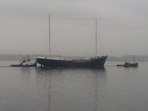 Norderney van Groningen naar Amsterdam 2013