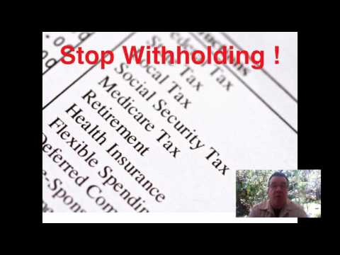 Stop Withholding - Workshop Intro