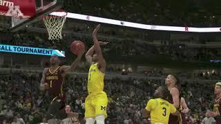 Dupree McBrayer - University of Minnesota Highlights