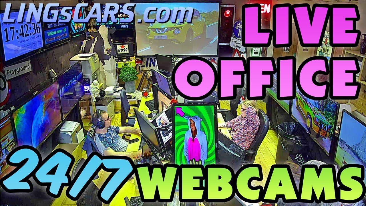 Watch Reddit's Favorite Worldwide Webcams