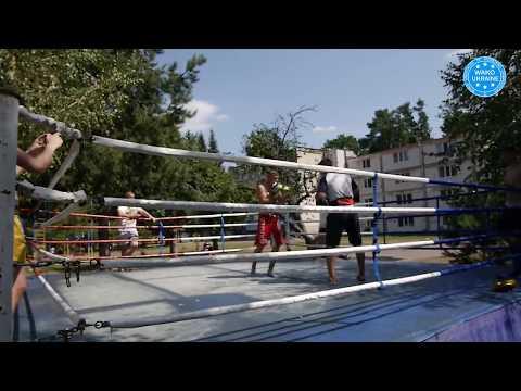 Збір збірних команд України Kickboxing WAKO-серпень 2019