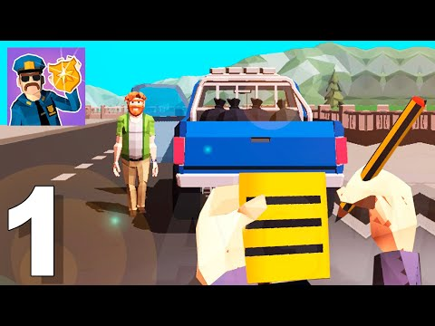 Police Story 3D (by Kwalee) Gameplay Walkthrough (Android) 1-5 Levels