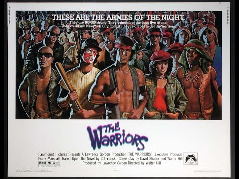 The Warriors - Introduction By Director Walter Hill.
