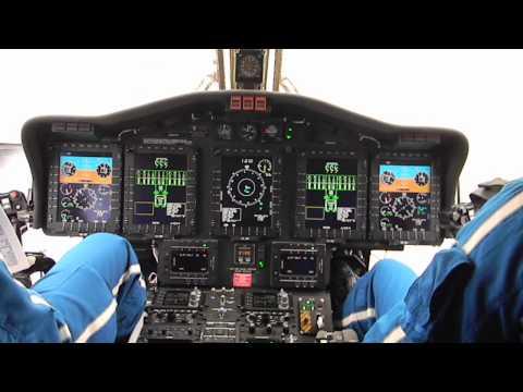 Sikorsky S-92 Start