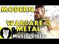 "MODERN WARFARE 3 ROCK RAP | TEAMHEADKICK ""Gunfight"""