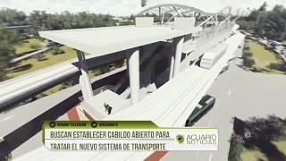 Buscan establecer Cabildo Abierto para tratar el nuevo Sistema de Transporte